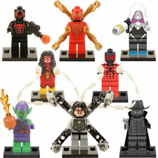 Spider-Man Minifigure Construction Toys & Kits