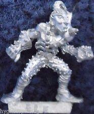 1985 DARK ELF Bloodbowl 1st Edition aggressore Edizione Limitata Citadel LE18 TEAM