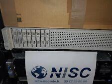 Cisco C240 M5 1U, 2 Intel Xeon 4116, 128 Go Ram, 2x 480Go SSD, 2x PSU, Rails