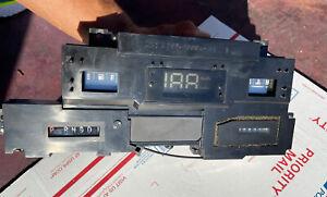 1985-1992 Lincoln Continental Mark Vll Digital Instrument Cluster Speedometer