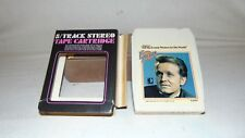 1972 8 TRACK TAPE BILL ANDERSON SING FOR ALL THE LONELY WOMEN IN THE WORLD