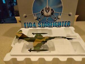 "Franklin Mint/Armour   F104/C Starfighter  ""Smoke II""  USAR   Vietnam War  1/48"