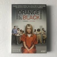 Orange Is the New Black: Complete First Season 1 One (DVD, 2014, 4-Disc Set)