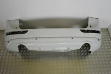 AUDI Q5 S LINE 2016 8R0807511 REAR BUMPER WITH PDC HOLES IN WHITE