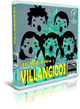 VILLANCICOS. 30 Midi Files. MIDIS. Pendrive USB OTG. Teclados, PC, Móvil, Tablet
