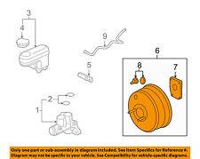 GM OEM-Power Brake Booster 15835854