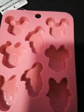 Japanese Disney Silicone Chocolate Mold: Mickey and Friends or