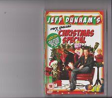 JEFF DUNHAM VERY SPECIAL CHRISTMAS SPECIAL DVD AND CD VENTRILOQUIST