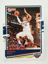 Panini Donruss 2020-21 N17 NBA trading card #43 Pelicans Jaxson Hayes