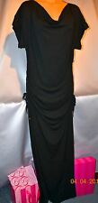 Victorias Secret Supermodel Essentials Side Ruched Lounge Maxi Dress NWT M