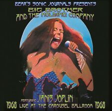 Janis Joplin - Carousel Ballroom 1968 2x 180g vinyl LP IN STOCK NEW/SEALED