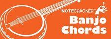 Notecracker: Banjo Chords - Reference Cards - NEW 014043233