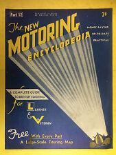 The NEW MOTORING ENCYCLOPEDIA - 1936 - Part 12 - Fiat - Fluid Flywheel - Ford