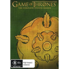 Game of Thrones: Season 4 (With Exclusive Artwork) NEW DVD (Region 4 Australia)
