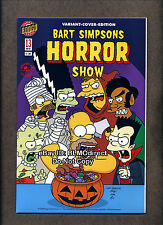 1 Bart Simpsons Horror Show #13 NM- RRP Exclusive Variant Treehouse Of