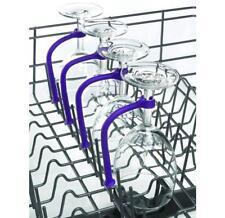 Stemware saver flexible dishwasher set of 4 for Wine Glasses Glassware washing