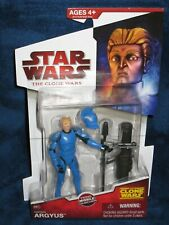 Star Wars 2009 The Clone Wars Captain Argyus CW31