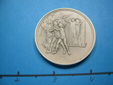 1.8 OZ ADAM & EVE GENESIS .3 VINTAGE SILVER COIN SHARP RARE COIN ONLY 1 ON EBAY