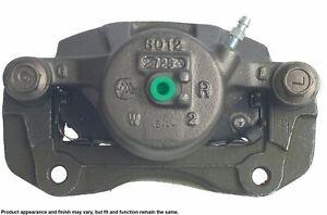 Wagner TQ25109 Disc Brake Caliper W/Pads Front Right Reman