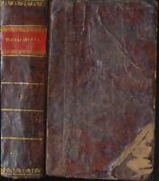 Die Weltgeschichte für Kinder 1824 3. Aufl 2. Teil gut erhalten 11 Kupfer Jerrer