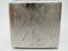 ENUINE GIBEON IRON METEORITE CUBE 20 x 20 mm - 64 grams