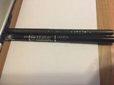 Stila Smudge Stick Waterproof Eyeliner Starfish & Loreal Infallibl eyeliner Bla