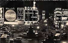 BR38086 Piccadily circus london england