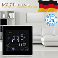 thermostate f r fu bodenheizungen g nstig kaufen ebay. Black Bedroom Furniture Sets. Home Design Ideas