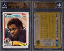 BGS 9.5 1982 Topps #311 Tony Dorsett AP POP6 Dallas Cowboys G00 1760
