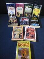 David Eddings: Set of 10 Novels - Includes Shipping!!