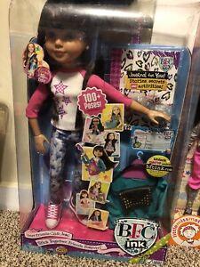 MGA Best Friends Club BFC Ink 18 Inch Doll Aleisha.   New