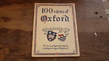 OLD 1950s TOURISM PHOTO BOOKLET, 100 VIEWS OF OXFORD UNIVERSITY