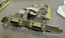 PCI-IO9835-2S-2 PCI Dual Serial Port Adapter Card