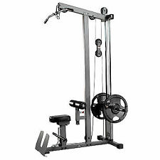 XMark Fitness Commercial Lat Pulldown and Low Row Cable Machine Xm-7618