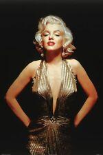 MARILYN MONROE - GOLD DRESS POSTER 24x36 - 36441