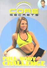 Gunnar's Core Secrets - Full Body Challenge (Dvd, 2003) Brand New