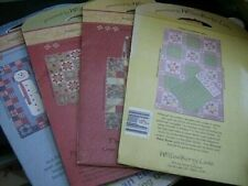 Willowberry Lane Quilt Sewing PATTERN Your Choice