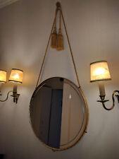runde deko spiegel ebay. Black Bedroom Furniture Sets. Home Design Ideas