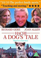 Hachi - A Dog's Tale [DVD] [2010] Richard Gere New Sealed