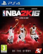 NBA 2K16 (Basket 2016) PS4 Playstation 4 IT IMPORT TAKE TWO INTERACTIVE