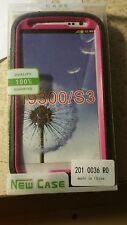 Samsung Galaxy S3 Phone Case NIB - Black/Pink