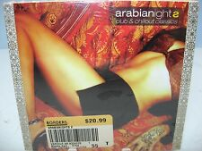 ARABIANIGHTS Vol, 2, Club & Chillout Classics, 2 CDs, EMI Music Arabia, NEW