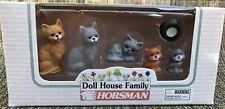 "Horsman Dolls 1"" Scale Dollhouse Miniature Pets Assorted Hor60301"