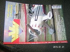 MVM Maquettes volantes n°19 Plan encarté Morane H  Dalotel DM 165 / Waco YMF 5