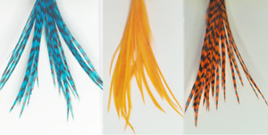 Metz Genetic Hackle Packs Cock Neck Hackle Dyed Select Sizes