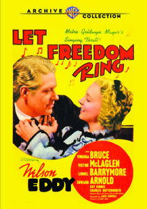 Let freedom Ring - New and Sealed  DVD