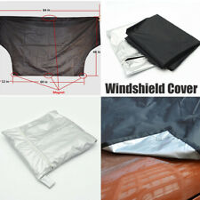 Car Magnet Windshield Snow Cover Sun Shade Winter Ice Dust Frost Guard Protector
