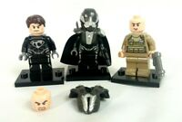 Lego Minifigures Super Heroes 76003 Faora/ Colonel Hardy/ Tor-An