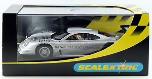 SCALEXTRIC C2352 MERCEDES CLK GTI 2001 RETAILER RANGE PRESENTATION CAR