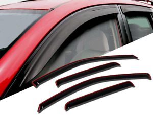 Rain Guards Visor 4pcs In Channel Mercury Mountaineer 1997 1998 1999 2000 2001